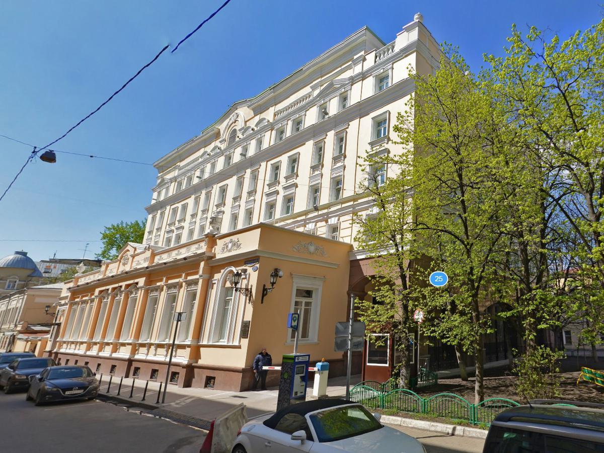 Особняк Леонтьевский переулок, 25, id id2595, фото 1