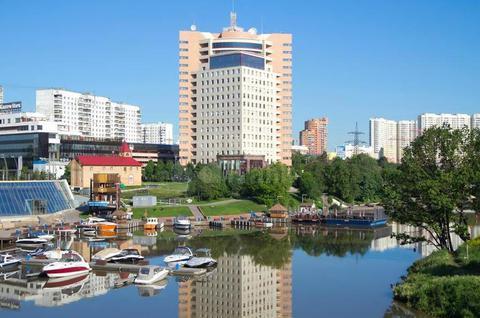 Бизнес-центр Кантри Парк I Green Point, id id26245, фото 1