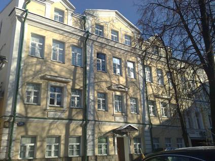 Особняк Покровка улица, д. 28 стр. 2, id id26665, фото 1