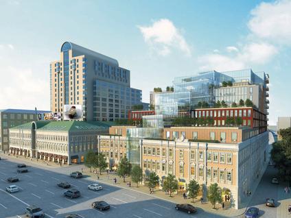 Бизнес-центр Смоленский Пассаж II, id id27051, фото 3