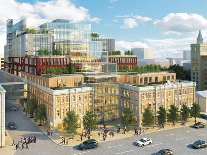 Бизнес-центр Смоленский Пассаж II, id id27051, фото 1