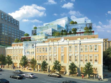 Бизнес-центр Смоленский Пассаж II, id id27051, фото 2