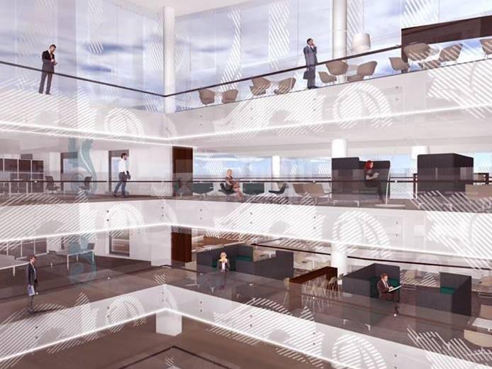 Бизнес-центр Смоленский Пассаж II, id id27051, фото 12