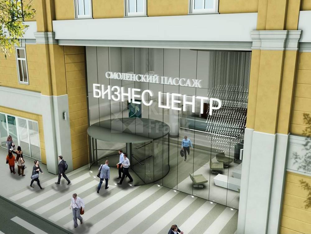 Бизнес-центр Смоленский Пассаж II, id id27051, фото 4