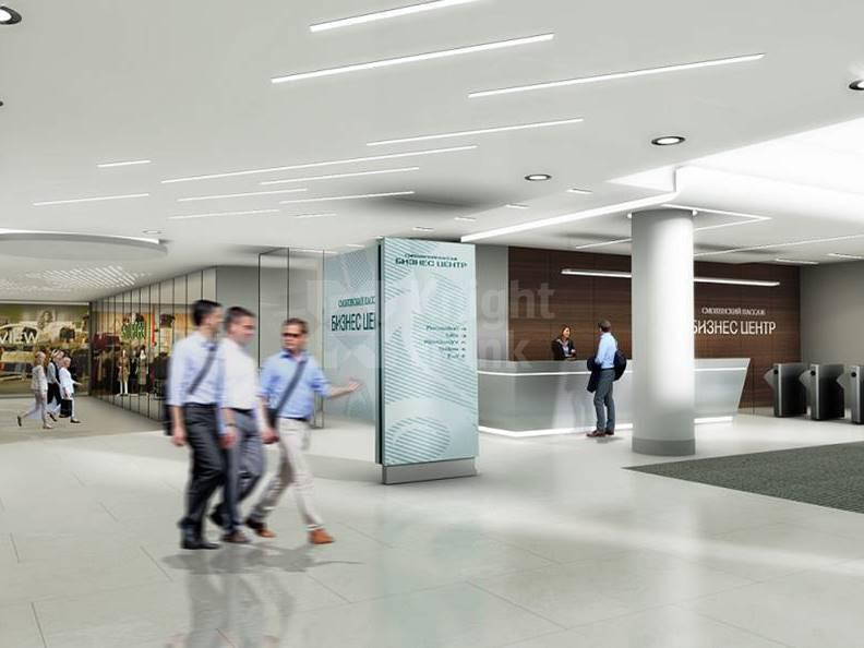 Бизнес-центр Смоленский Пассаж II, id id27051, фото 7