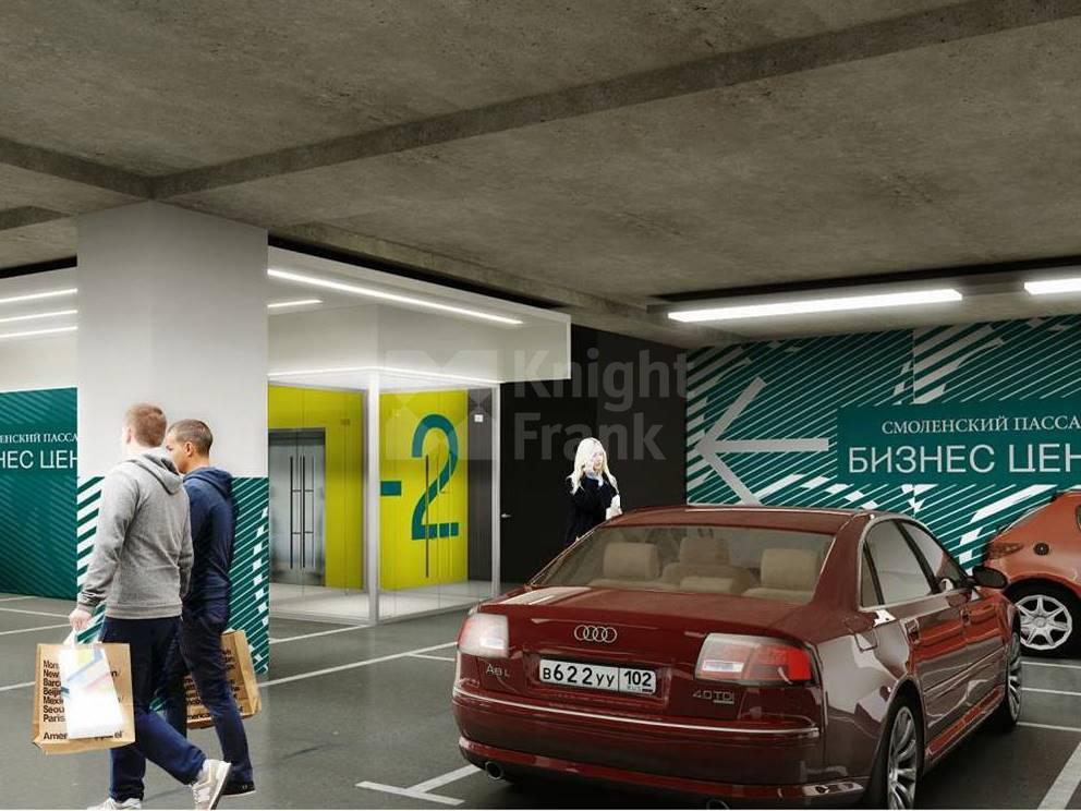 Бизнес-центр Смоленский Пассаж II, id id27051, фото 14