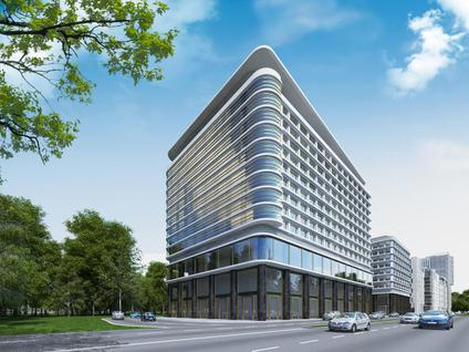 Бизнес-центр ВТБ Арена Парк (Корпус 3), id id28296, фото 2