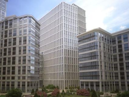 Бизнес-центр ВТБ Арена Парк (Корпус 4), id id28298, фото 3