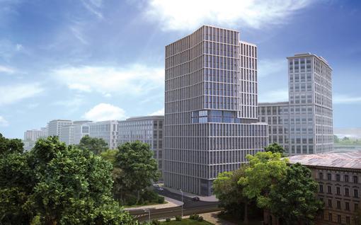 Бизнес-центр ВТБ Арена Парк (Корпус 8), id id28302, фото 1