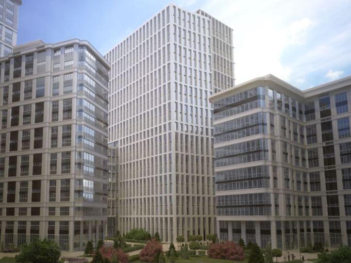 Бизнес-центр ВТБ Арена Парк (Корпус 8), id id28302, фото 4
