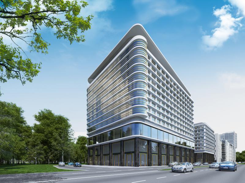 Бизнес-центр ВТБ Арена Парк (Корпус 8), id id28302, фото 5