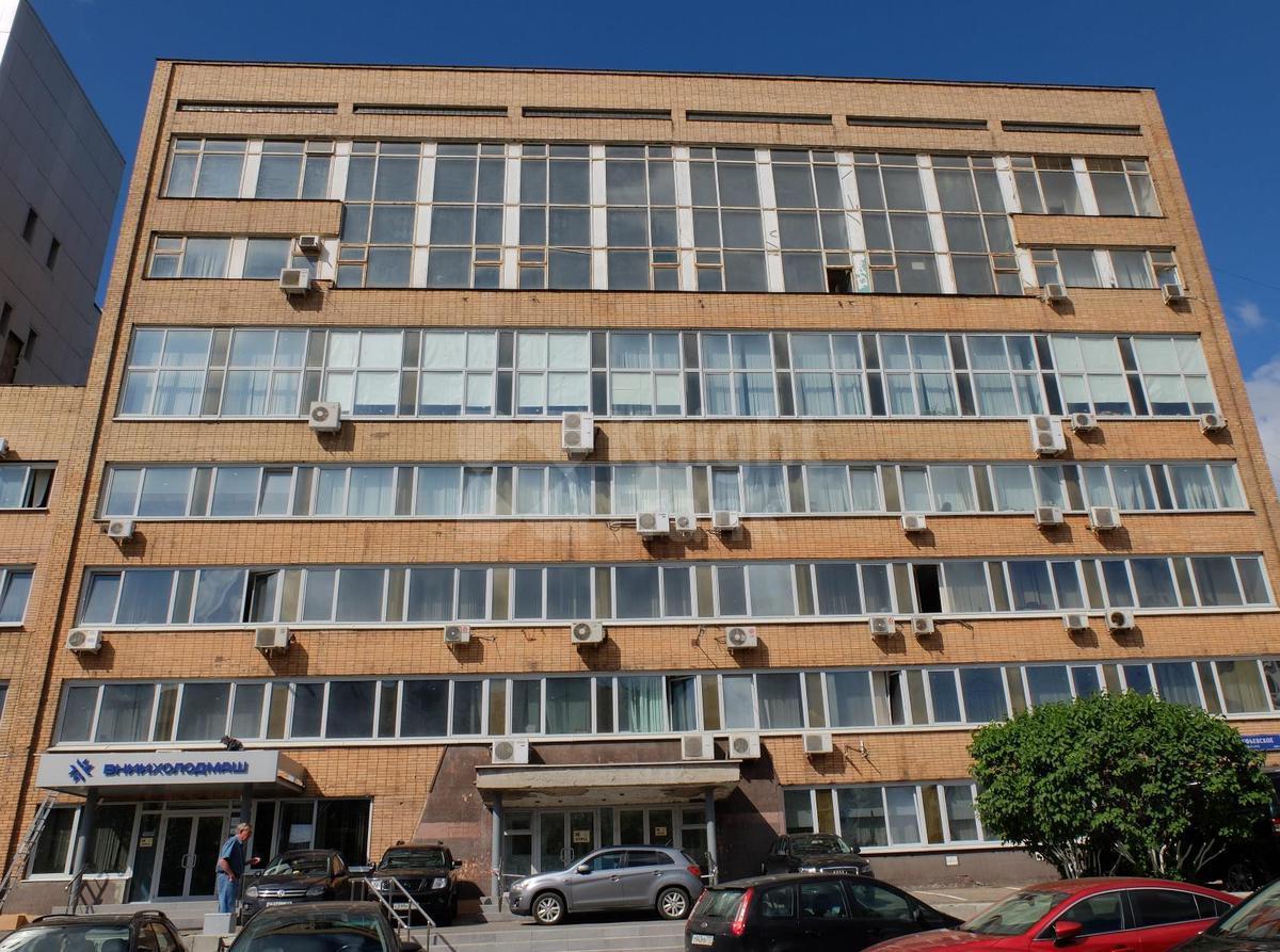Бизнес-центр Алтуфьевское шоссе, 79, id id28849, фото 1