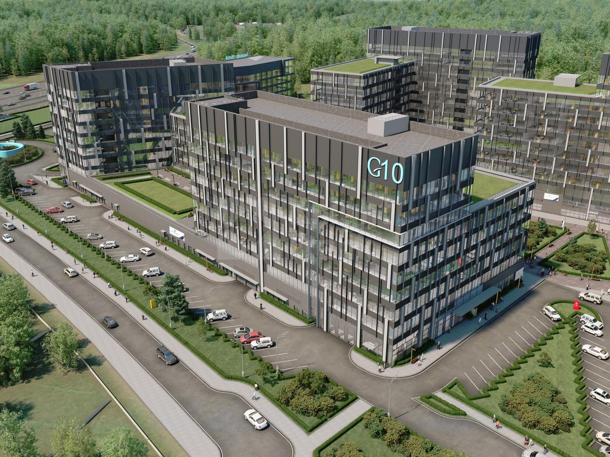 Бизнес-парк G10 (Корпус A), id id29075, фото 3