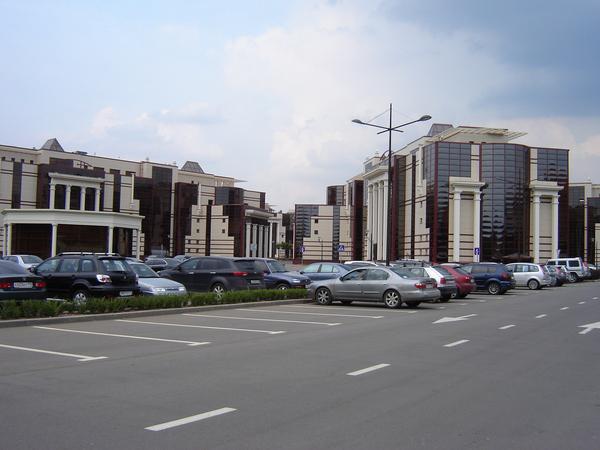 Бизнес-центр Резиденция на Рублевке (Здание Г), id id29580, фото 2