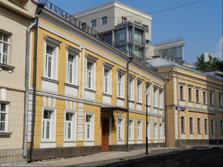 Особняк Вознесенский переулок, 11, стр. 2, id id29984, фото 1