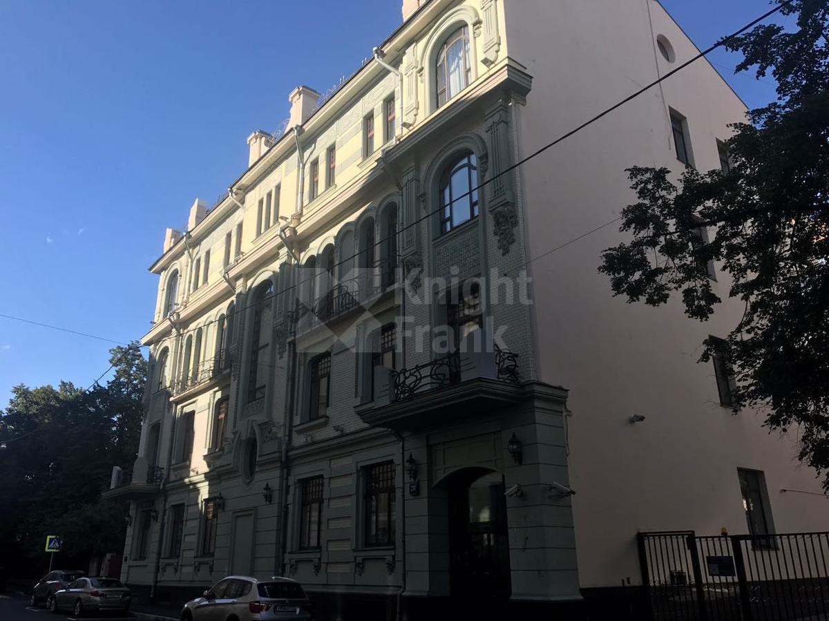 Особняк Мерзляковский переулок, 20 стр. 1, id os3002, фото 1