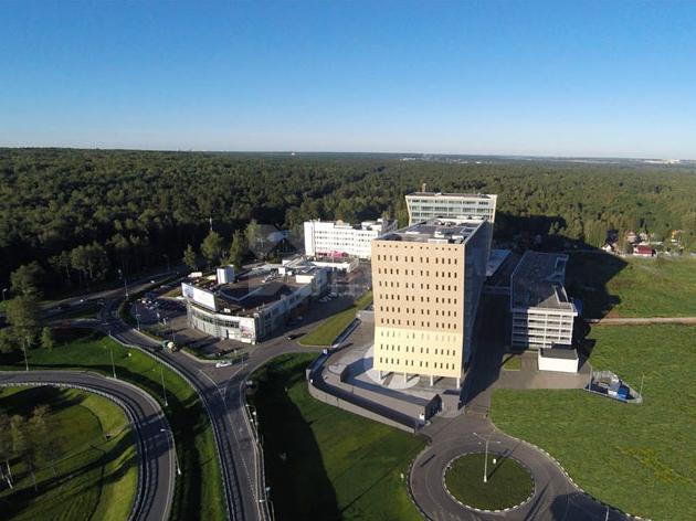 Бизнес-центр Паллау-РБ (Здание А), id id30100, фото 4