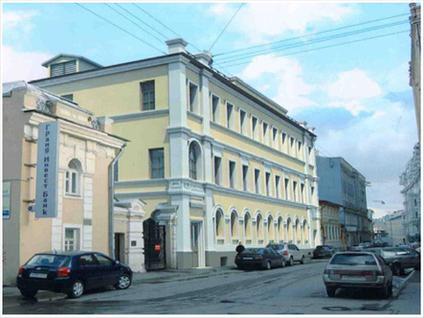Особняк Милютинский переулок, 10 стр. 1, id os3014, фото 1