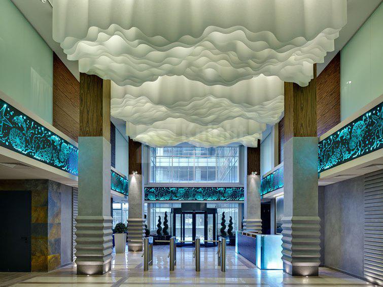 Бизнес-центр Порт Плаза (Строение А), id id30614, фото 4