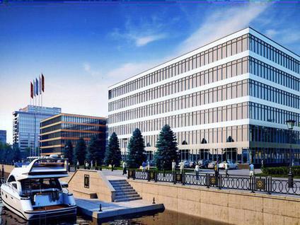 Бизнес-центр Порт Плаза (Строение В), id id30616, фото 3