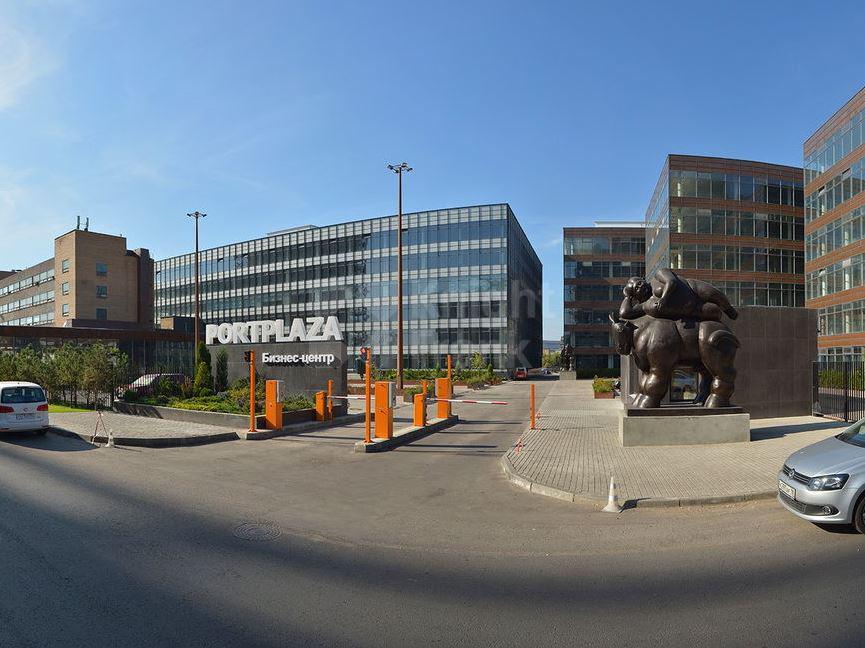 Бизнес-центр Порт Плаза (Строение В), id id30616, фото 1