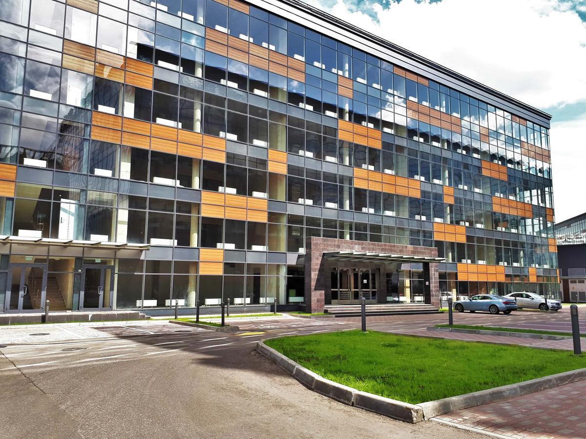 Бизнес-парк Сириус Парк (Строение 1), id id31012, фото 4