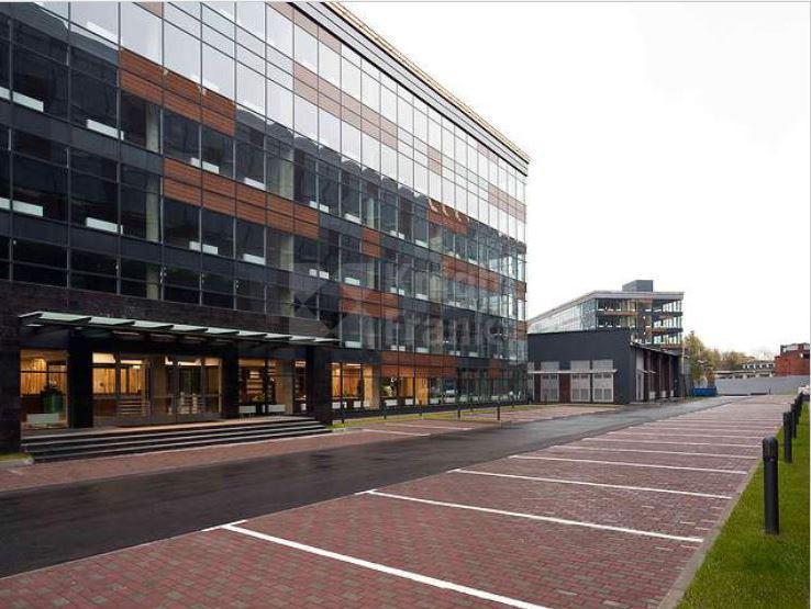 Бизнес-парк Сириус Парк (Строение 4), id id31015, фото 3