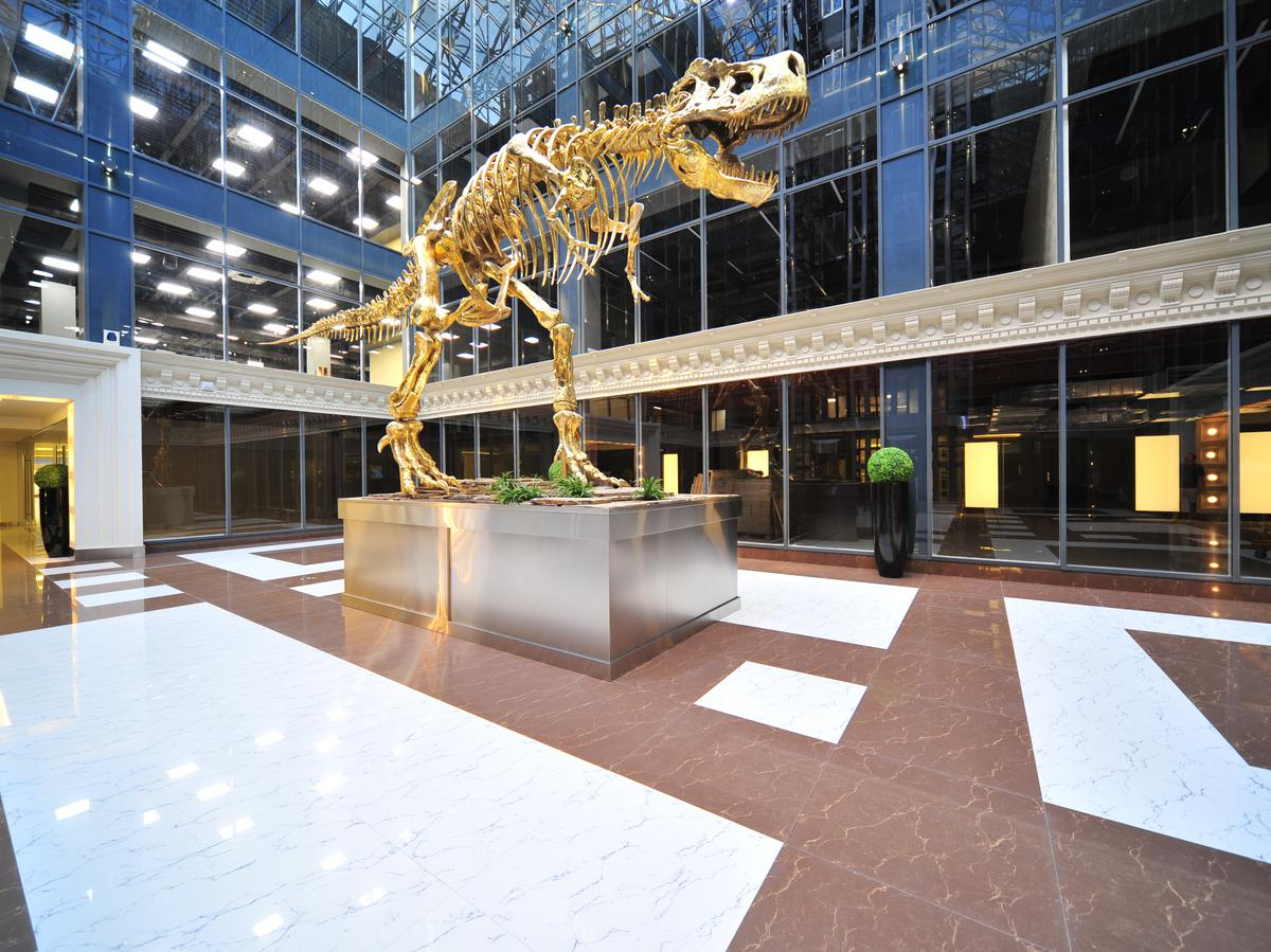 Бизнес-центр Верейская Плаза III, id id31022, фото 11