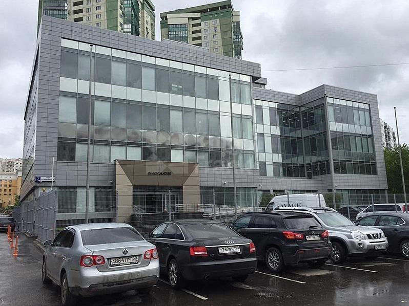 Бизнес-центр Покрышкина улица, 7, id id31182, фото 1