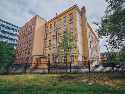 Бизнес-центр Марьиной Рощи 3-й проезд, 41, id id31470, фото 2