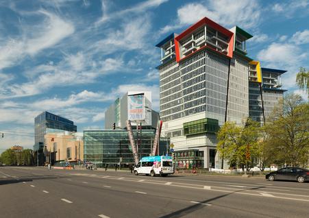 Многофункциональный комплекс Кунцево Плаза (Здание А), id id31962, фото 2