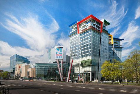 Многофункциональный комплекс Кунцево Плаза (Здание А), id os31962, фото 3