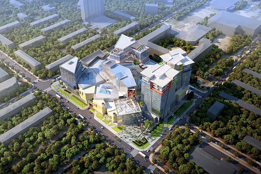 Многофункциональный комплекс Кунцево Плаза (Здание А), id id31962, фото 5