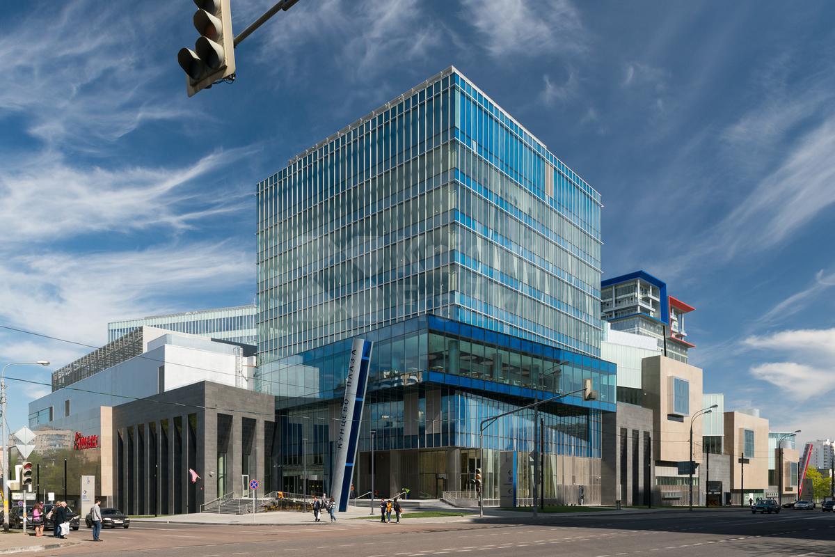 Многофункциональный комплекс Кунцево Плаза (Здание А), id id31962, фото 1