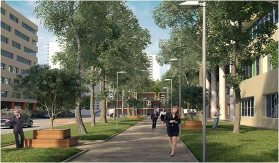 Бизнес-парк Отрадный (Фаза II Здание Б), id id32203, фото 2
