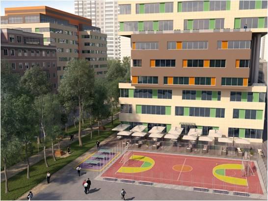 Бизнес-парк Отрадный (Фаза II Здание Б), id id32203, фото 5