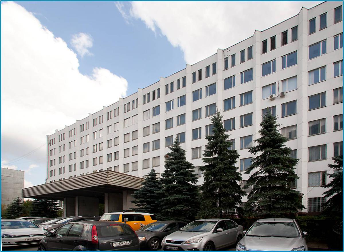 Бизнес-центр Волгоградский проспект, 45, id id32531, фото 1