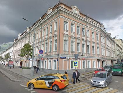 Особняк Неглинная улица, 18/1, id os3265, фото 2