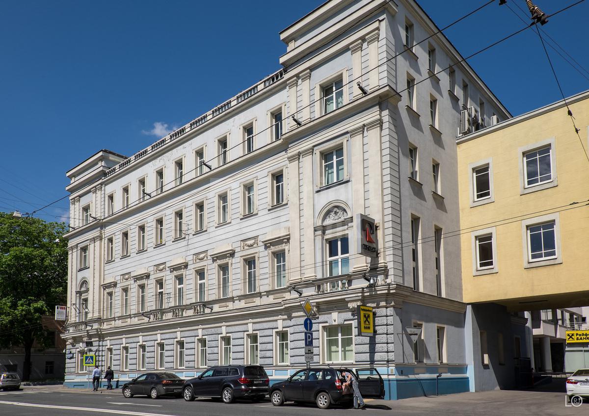 Бизнес-центр Николоямская улица, 13, стр. 1, id os3324, фото 1