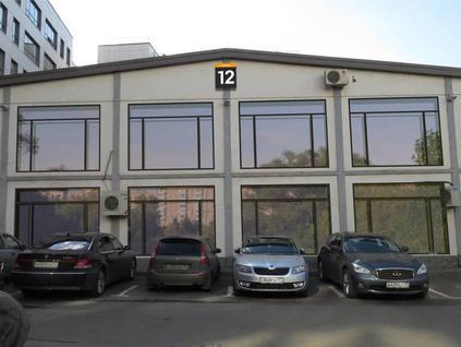 Многофункциональный комплекс Московский Шелк (Строение 12), id id33495, фото 1