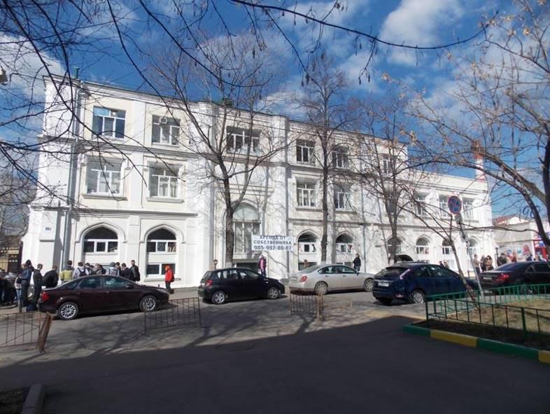 Многофункциональный комплекс Московский Шелк (Строение 18), id id33497, фото 1
