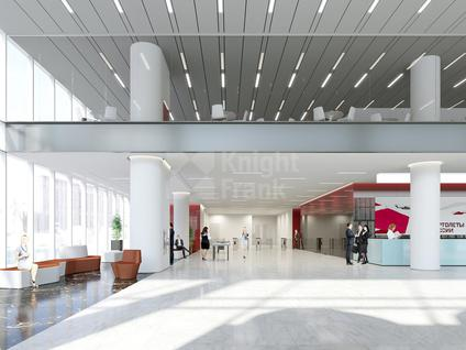 Бизнес-центр На Большой Пионерской (Корпус В), id id33577, фото 2