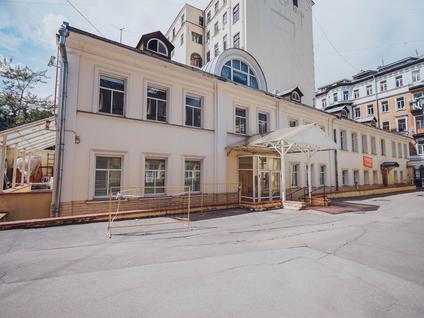 Особняк Бобров переулок, 4, стр. 2, id id33687, фото 1