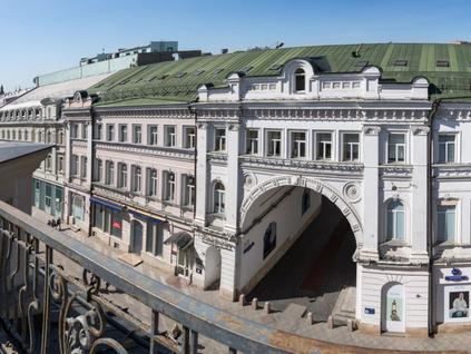 Многофункциональный комплекс Никольская Плаза, id id3383, фото 2