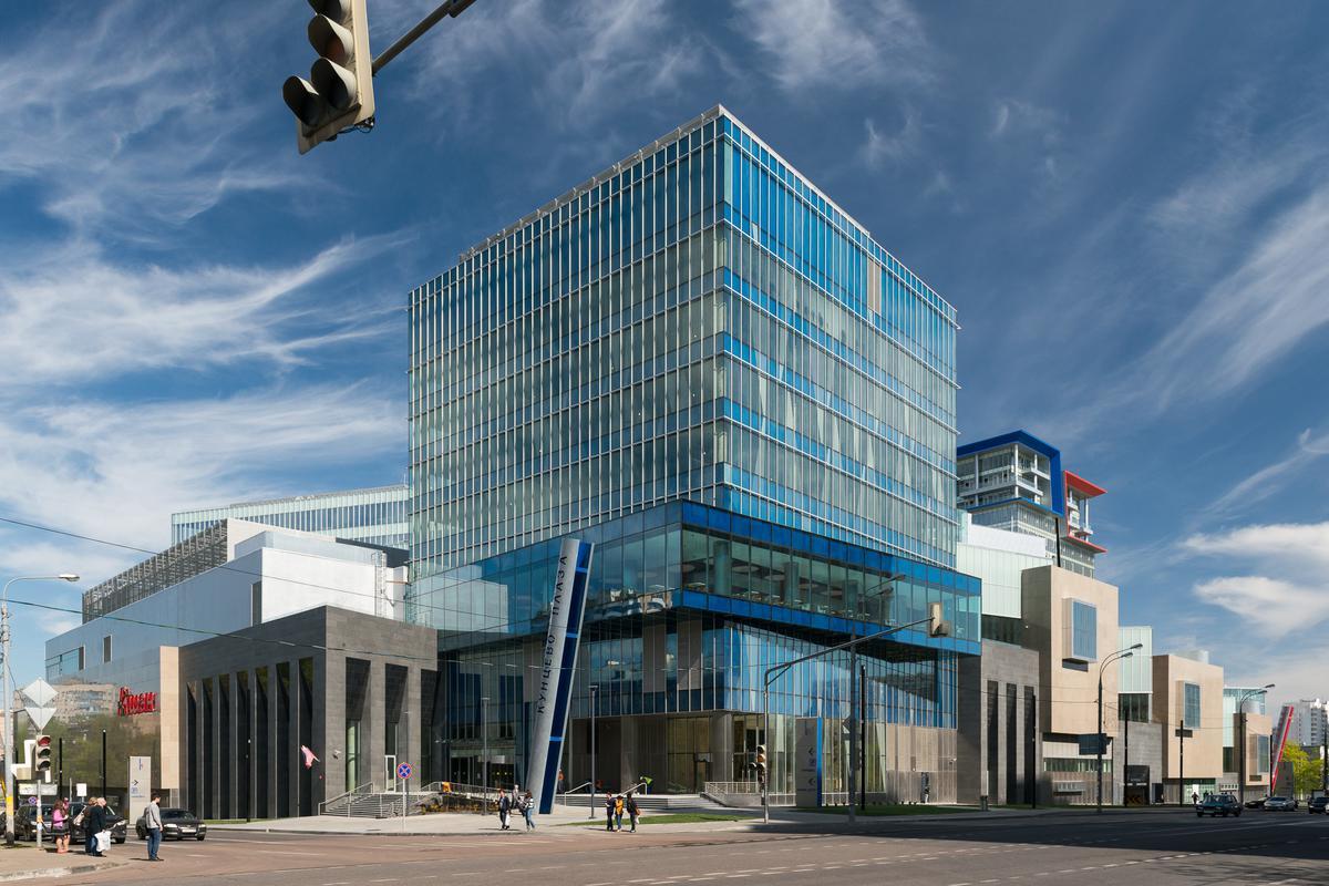 Многофункциональный комплекс Кунцево Плаза (Здание B), id id33986, фото 3