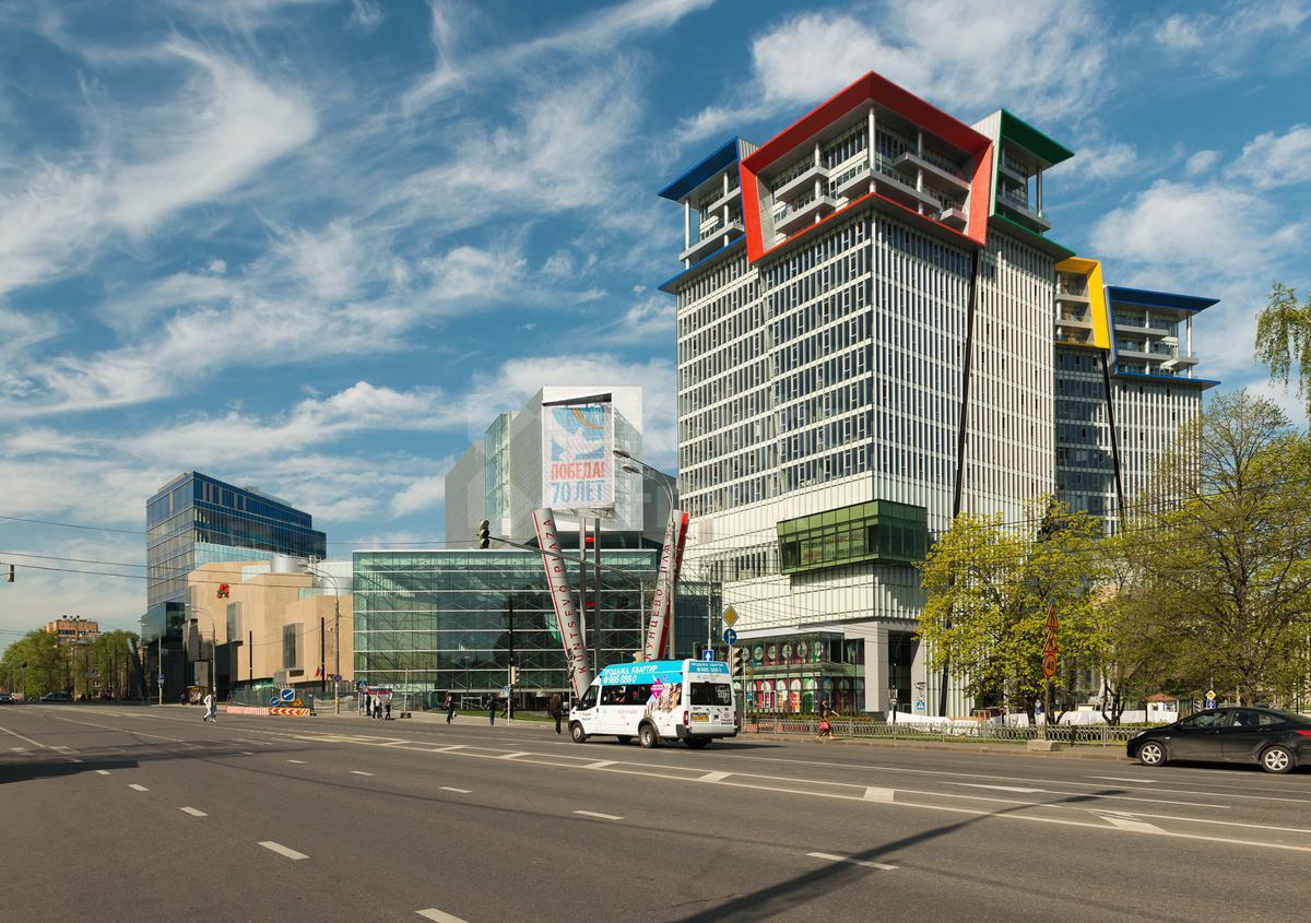 Многофункциональный комплекс Кунцево Плаза (Здание B), id id33986, фото 2