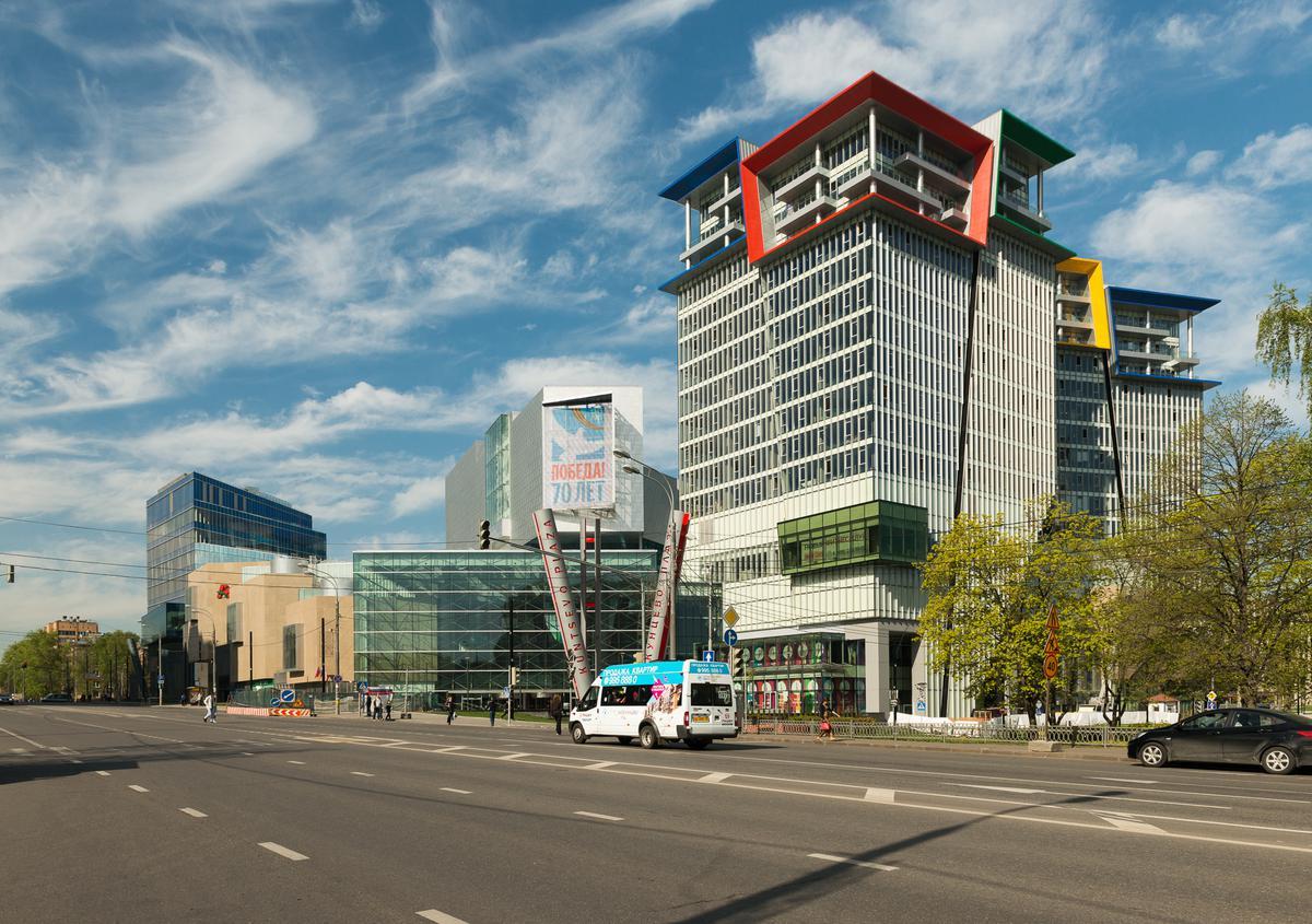 Многофункциональный комплекс Кунцево Плаза (Здание C), id id33987, фото 1
