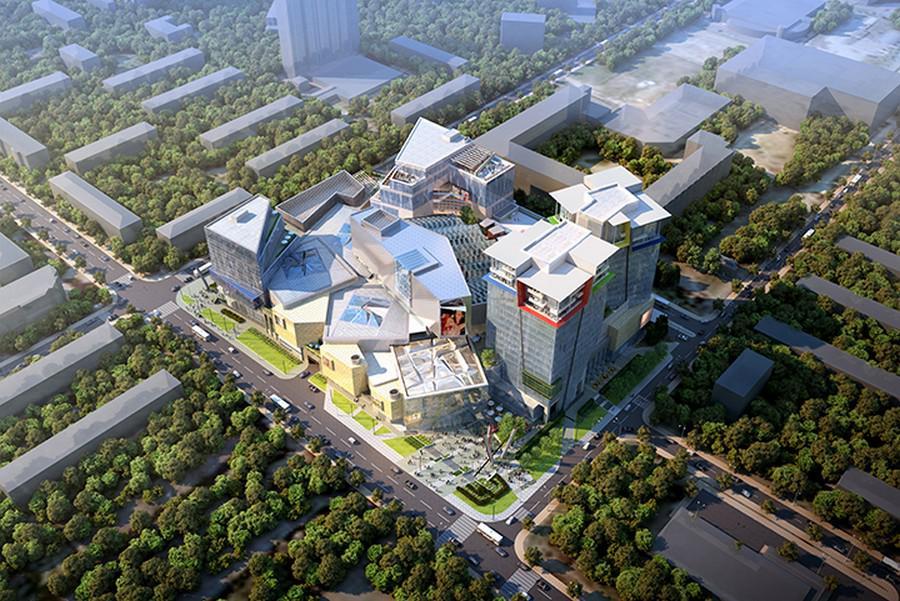 Многофункциональный комплекс Кунцево Плаза (Здание C), id id33987, фото 5