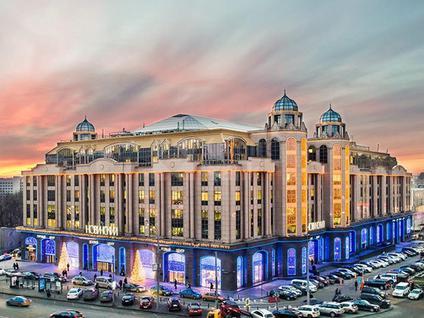 Многофункциональный комплекс Новинский Пассаж, id id3413, фото 1
