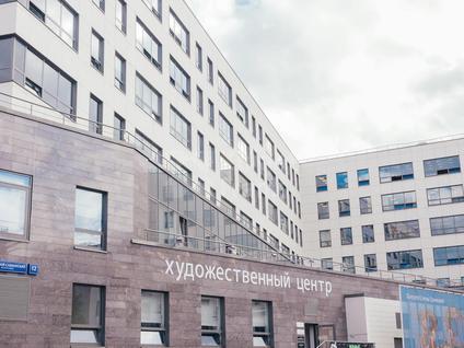 Многофункциональный комплекс Московский шелк (Строение 16), id id34173, фото 1